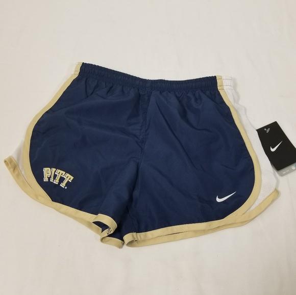 Nike Other - Nike University of Pittsburgh Shorts H2P